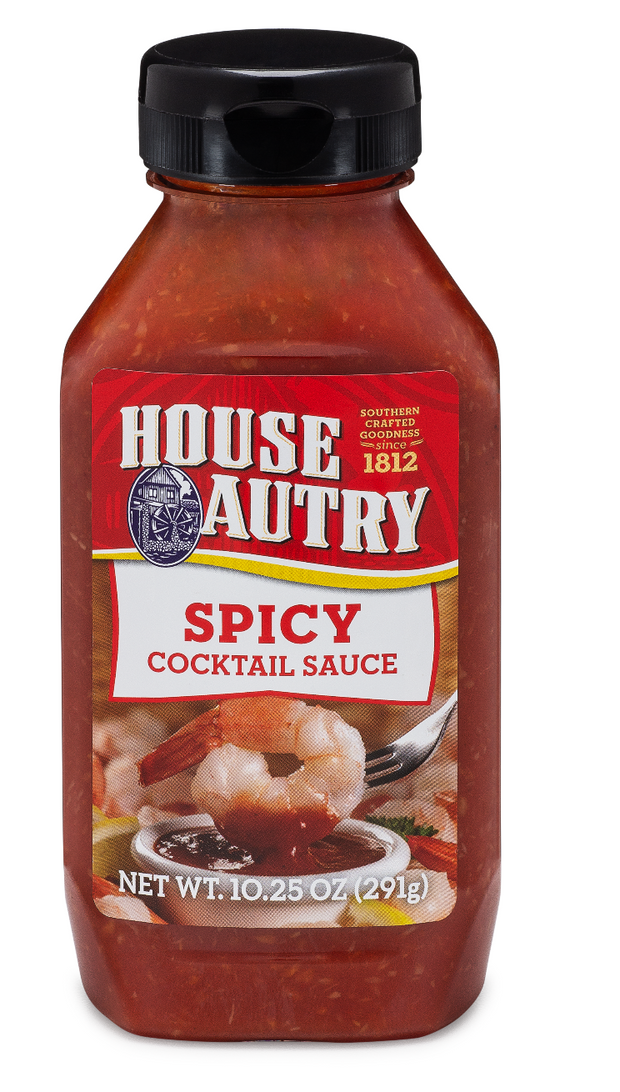 Spicy Cocktail Sauce