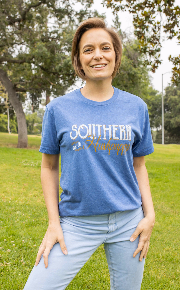 Southern As A Hushpuppy T-Shirt, Unisex