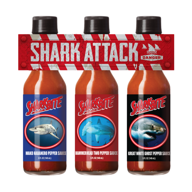 Shark Attack Gift Set