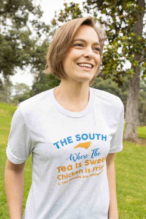 The South Where The Tea Is Sweet