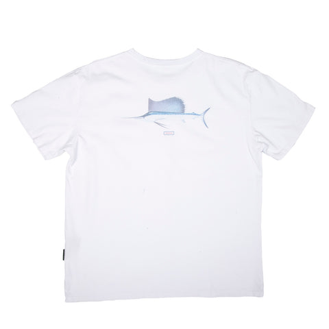 Sail Fish - White