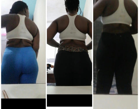 waist trainers before and after