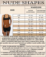 Load image into Gallery viewer, Classic Waist Trainer Natural - NUDE SHAPE Waist Trainers