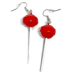 Lollipop Dangle Earrings