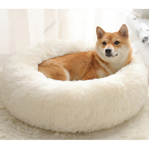 Round Sleeping Bed for Dogs - Christokingg