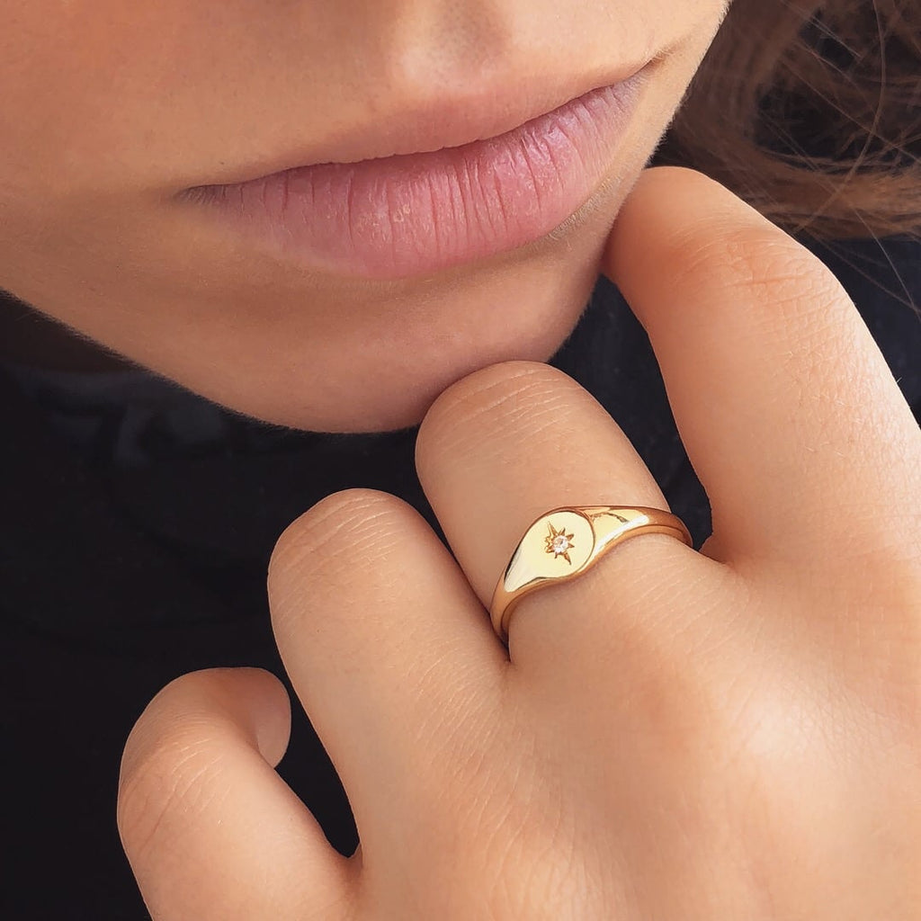 NORTH STAR RING | CASSY