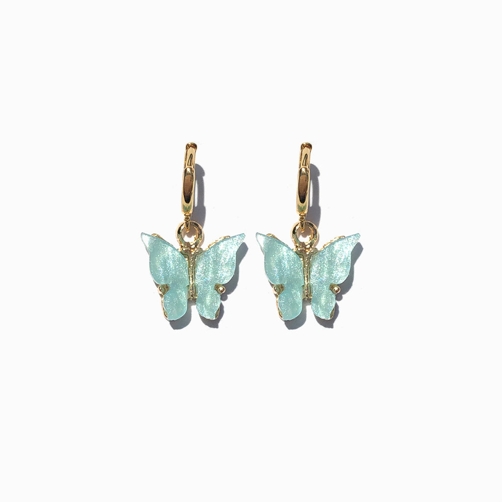 Cartilage Earrings | Butterfly