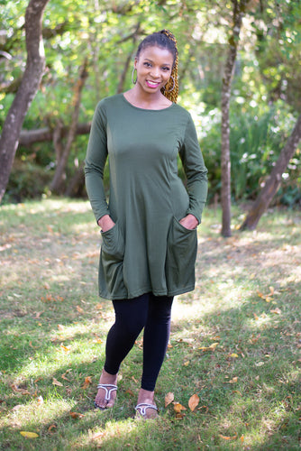 Andromeda Womens Tunic