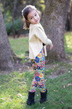 Load image into Gallery viewer, Girls Leggings Summer Prints