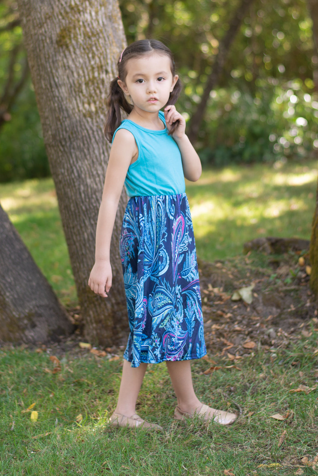 Persephone Girls Dress