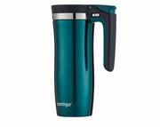 Vaso Térmico Handled 16 Oz Acero Inoxidable