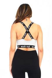 Top deportivo Work Out Yelete
