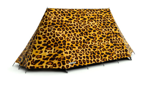 Don't be a Leopard Original Explorer Tent