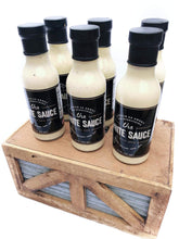 Load image into Gallery viewer, The White Sauce Sauce 6 Pack: The White Sauce - 12 oz.
