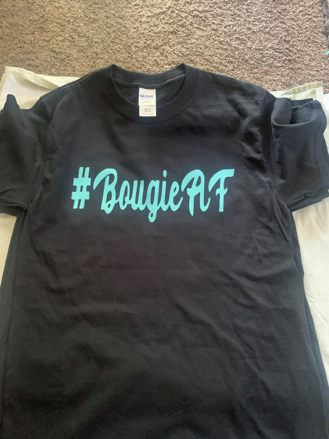 #BougieAF T-Shirts