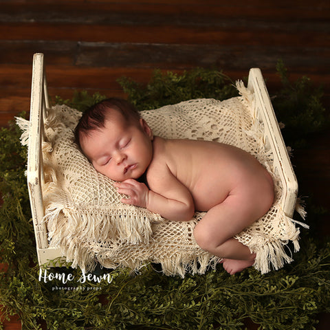newborn photography prop bed wooden rozzi rayne