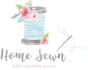 HomeSewn Photography Props