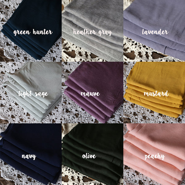 Backdrop Fabric | Solid Colors