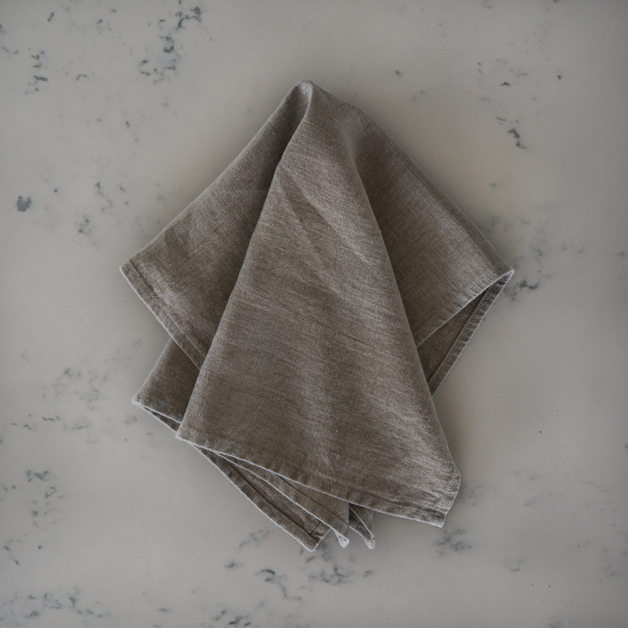 Linen Tea Towel - Natural