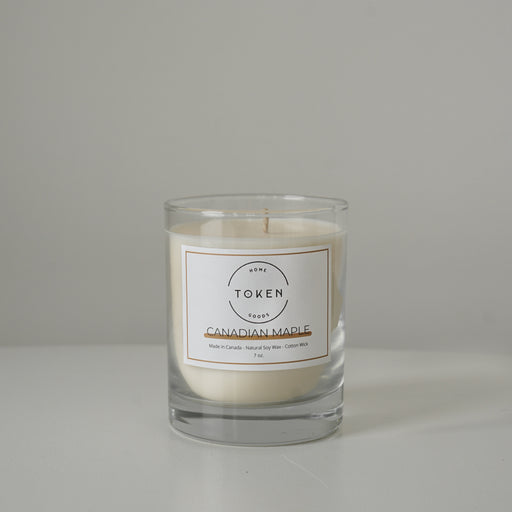 Candle - Canadian Maple