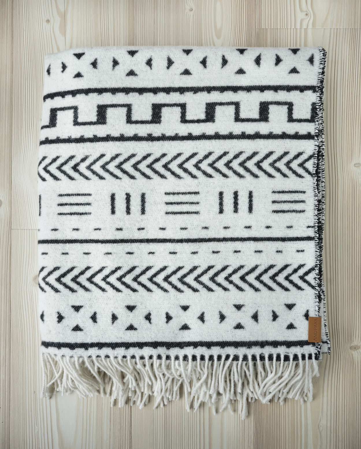 Canadian Blanket by Anupaya - Madawaska