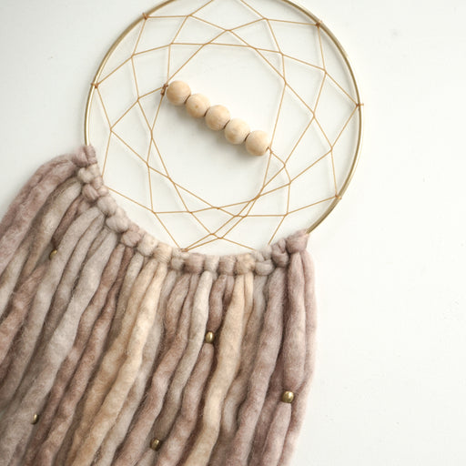 Dreamcatcher by Totem Designs - Rose