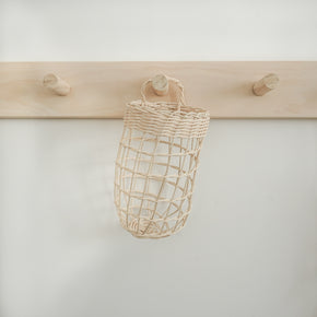 Handmade Basket - Old Reed Root Basket