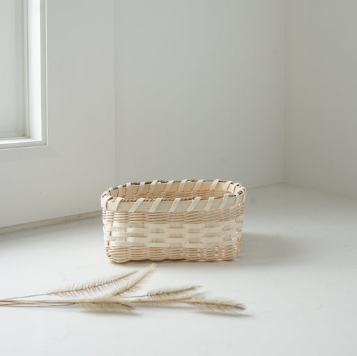 Handmade Basket - Old Reed Oval Basket