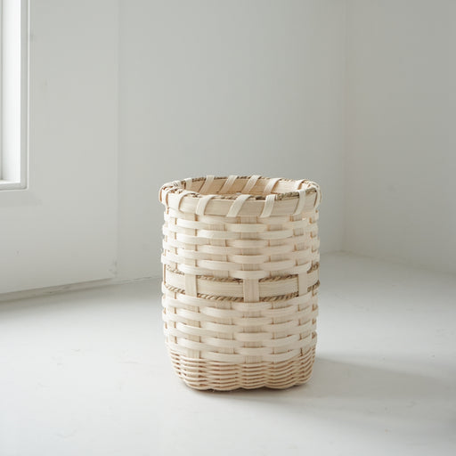 Handmade Basket - Old Reed Valley Vase
