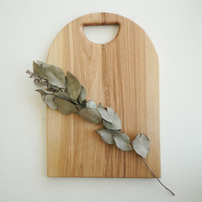 Wood Serving Board - Arch