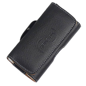 Universal Leather Mobile Phone Pouch Case