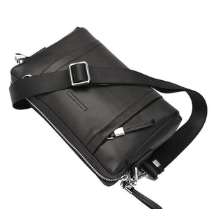 Bison Demin Messenger Bag