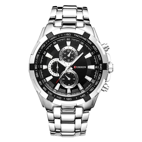CURREN - Timeless Classic Waterproof Watch for Men