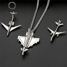 Load image into Gallery viewer, Bobo Cover Aeroplane Pendant