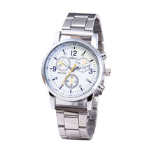 Load image into Gallery viewer, Lecopike - Fashion Stainless Steel Band Analog Quartz Wrist Watch for Men