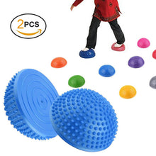 Load image into Gallery viewer, Spiky Yoga Half Foot Massage Balls 16cm