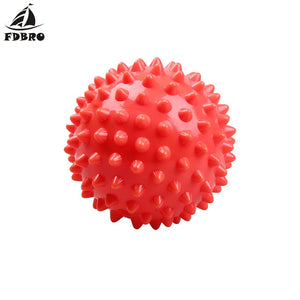 FDBRO Fitness PVC Hand Massage Fitness Relaxation Ball