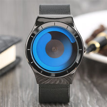 Load image into Gallery viewer, YISUYA - Unique Gradual Colour Change Wrist Watch for Men Turntable Watch Non-analog