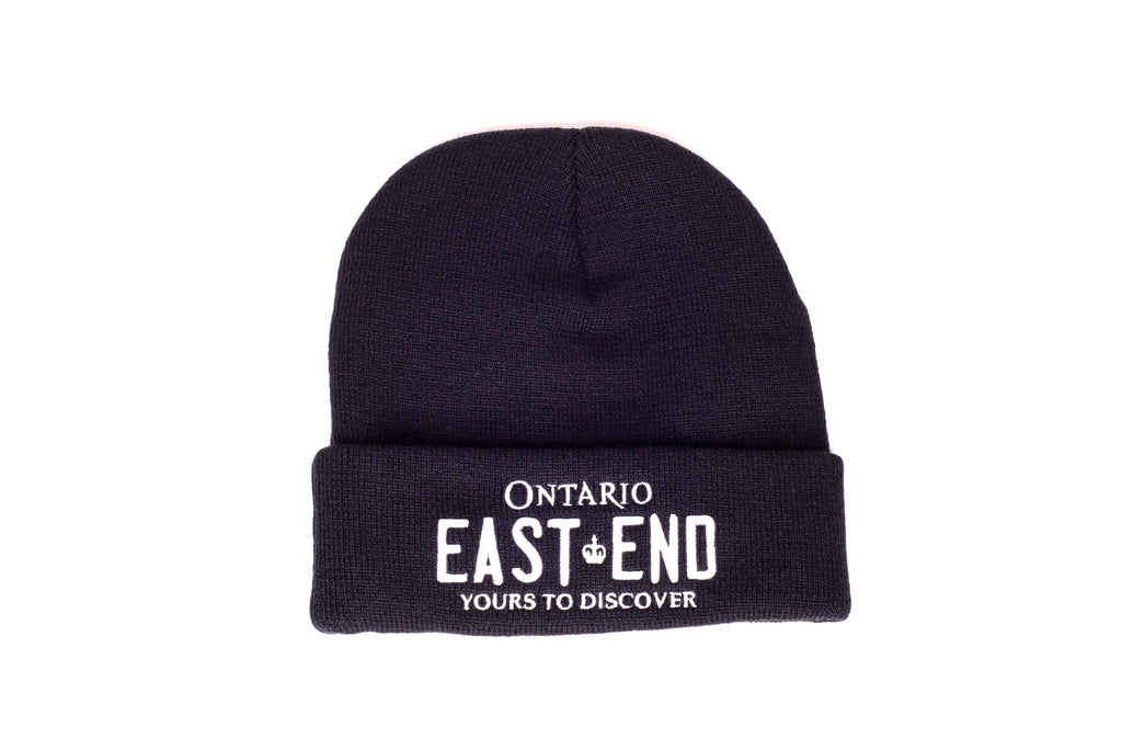 REGISTRATION: EAST END Toque (Black/White)