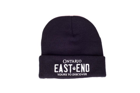 REGISTRATION: East End Beanie [Black/White]