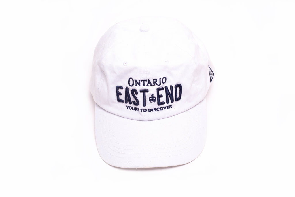 REGISTRATION: East End Strapback Dad Hat