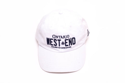 REGISTRATION: West End Strapback Dad Hat