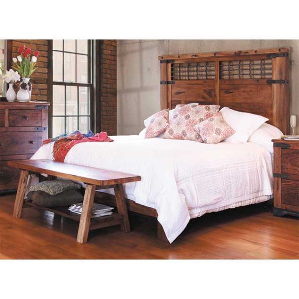 INTERNATIONAL FURNITURE DIRECT PAROTA CAL KING BED
