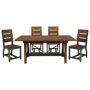 HOLVERSON 5PC DINING SET