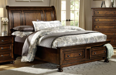 CUMBERLAND CAL KING BED