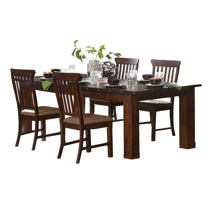 SCHLEIGER 5PC DINING SET