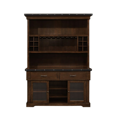 SCHLEIGER BUFFET & HUTCH