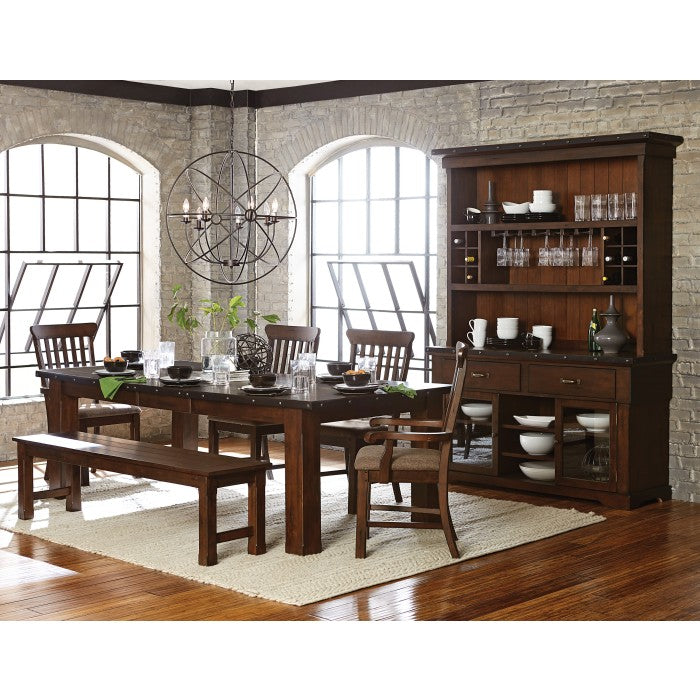 SCHLEIGER 6PC DINING SET