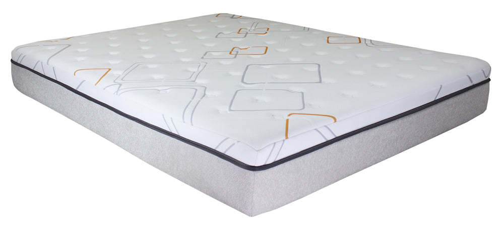 PC-1446 IRETREAT-14'' POCKET COIL-FULL MATTRESS