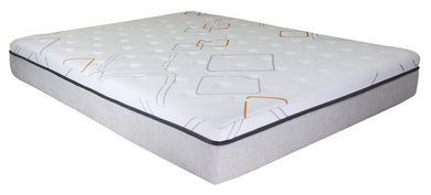 PC-1050 IRETREAT-10'' POCKET COIL-QUEEN MATTRESS